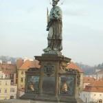 San Juan Nepomuceno en Praga