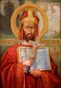 San Adalberto y San Estanislao
